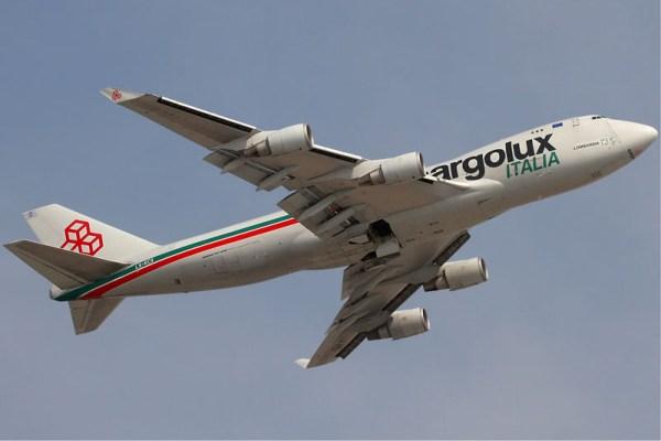 Cargolux Italia Boeing 747-400F (© K.v.Wedelstaedt)