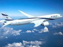 Boeing 787 in den Farben der El Al (© Boeing)