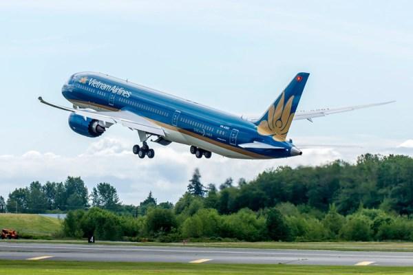 Vietnam Airlines Boeing 787-9 (© Boeing)