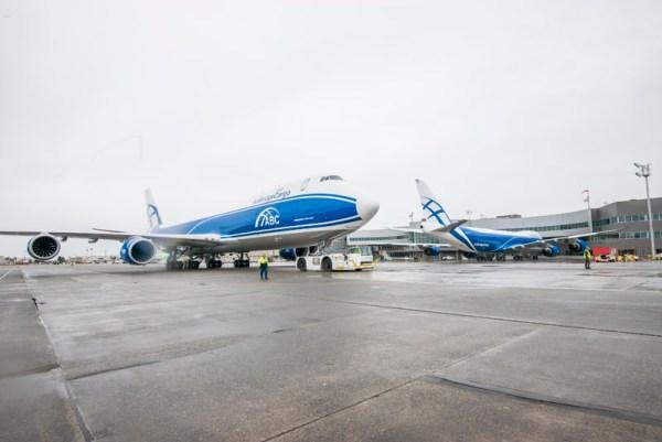 Boeing 747-8F der AirBridgeCargo (© Boeing)
