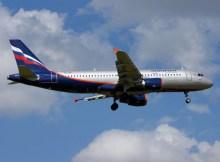 Aeroflot Airbus A320-200 (© O. Pritzkow)