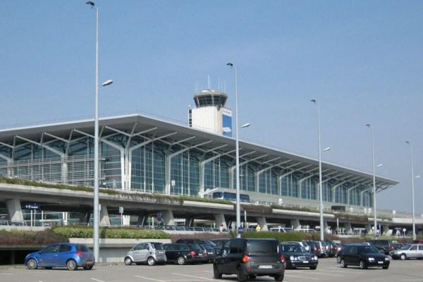 EuroAirport Basel-Mulhouse-Freiburg (CC BY-SA 3.0 F. Schertzer)