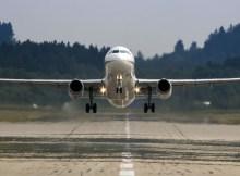 Start eines Airbus A320 (© DLR)