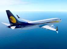 Boeing 737 MAX in den Farben der Jet Airways (© Boeing)