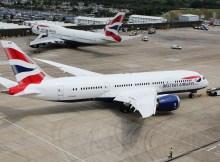British Airways Boeing 787-9 (© BA)