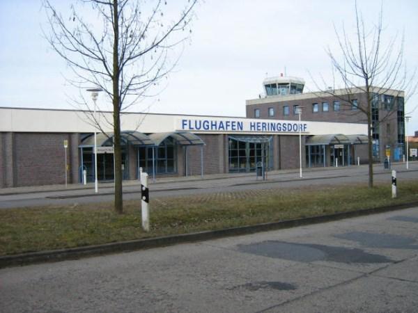 Flughafen Heringsdorf (CC BY 3.0 R. Drozdzewski)