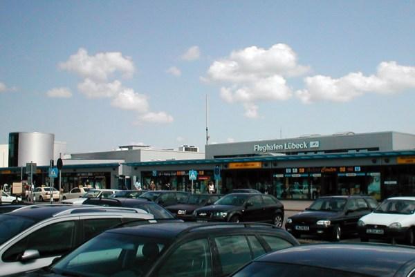 Flughafen Lübeck (GNU 1.2, Jorges)