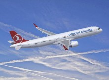 Airbus A321neo in den Farben der Turkish Airlines (© Airbus)