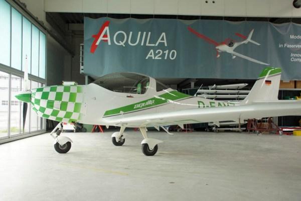 Aquila (© O. Pritzkow)
