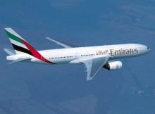 Boeing 777-300ER (© Emirates)