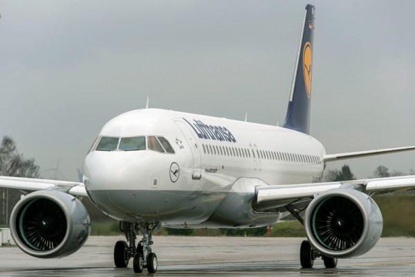 Lufthansa Airbus A320neo (© LH)