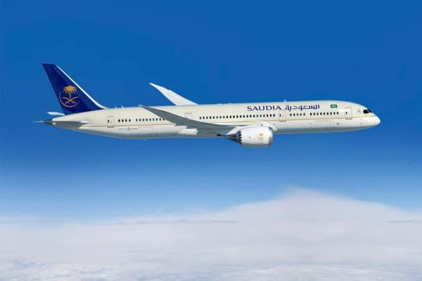 Boeing 787-9 der Saudi Arabian Airlines (© Boeing)