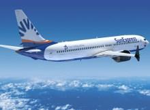Boeing 737 MAX 8 in den Farben der SunExpress (© Boeing)