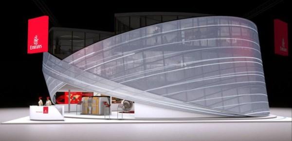 ITB-Stand der Emirates