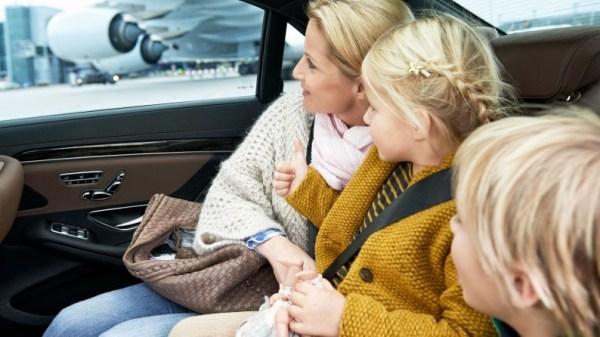Entspannt reisen mit Comfort Services (© Fraport)