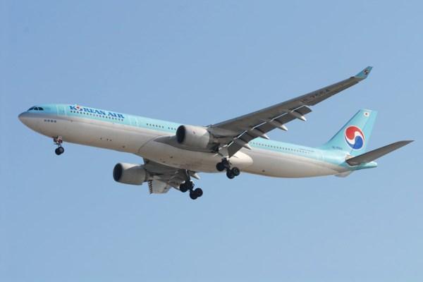 Korean Air Airbus A330-300 (© Korean Air)