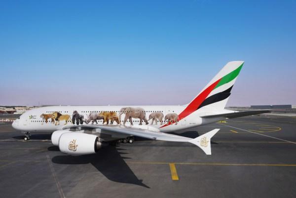 United for Wildlife (© Emirates)