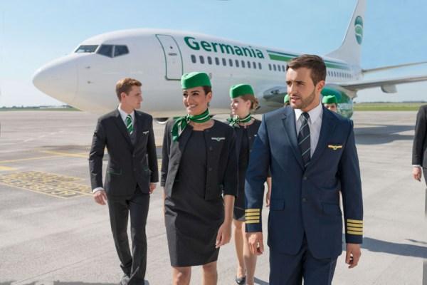 Germania-Crew (© Germania)