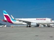 Eurowings Airbus A320 (© FMG)