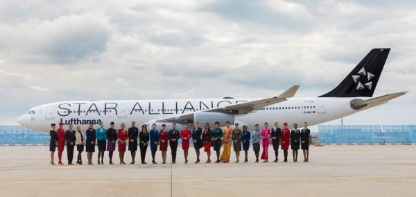 20 Jahre Star Alliance