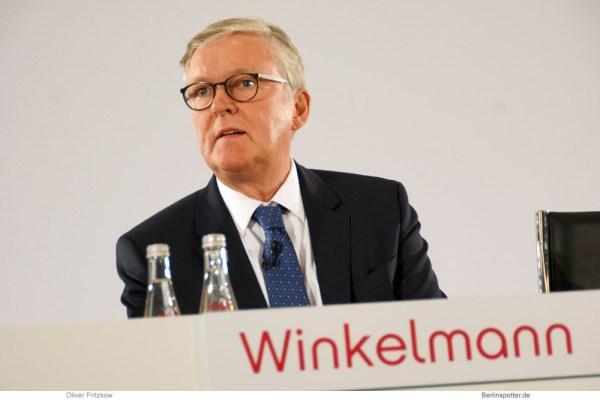 Thomas Winkelmann, CEO Air Berlin (© O. Pritzkow)