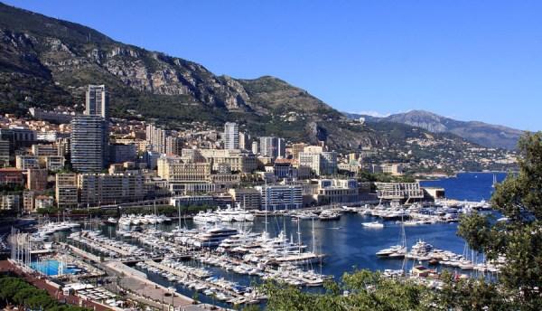 Monaco, Monte-Carlo (© CC SA 3.0, Martinp1)