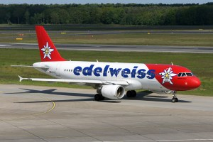 Edelweiss Airbus A320-200 (© O. Pritzkow)