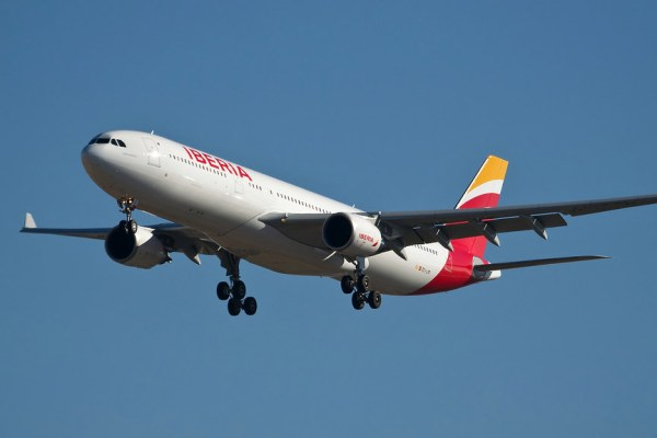 Iberia Airbus A330 (Foto: Iberia)