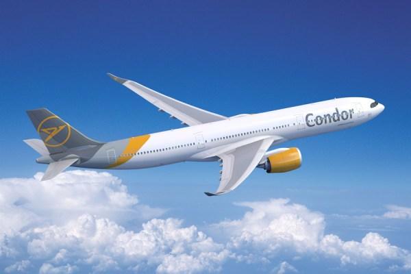 Airbus A330neo im Condor-Look (Grafik: Airbus)