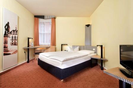 Best Western Grand City Halle, Hotel