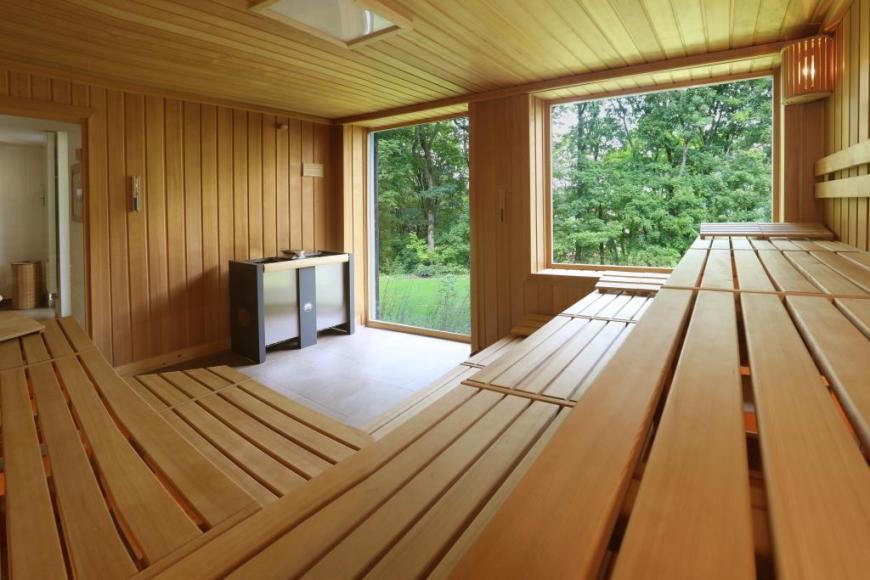 A Sauna