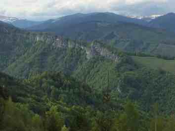 Plaiul Vanata: Potential private Wilderness in Romania