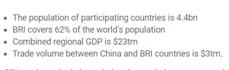 China-Seidenstraße-ökonomischeDaten