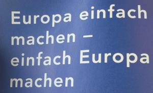 Europa-einfach-machen