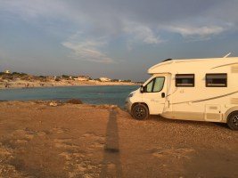 #roadtrip #camperlife #Italy #wanderlust #beaches #Puliga