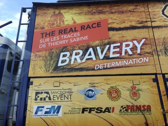 #France #Bravery #therealrace