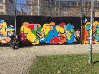 #Barcelona #valencia #biking #camperlife #travel #Spain #adventures #2017 #Graffiti