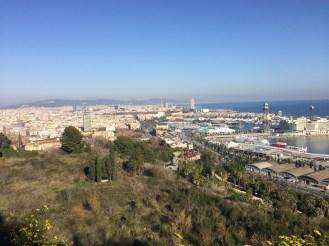 #Barcelona #valencia #biking #camperlife #travel #Spain #adventures #2017 #montjuic