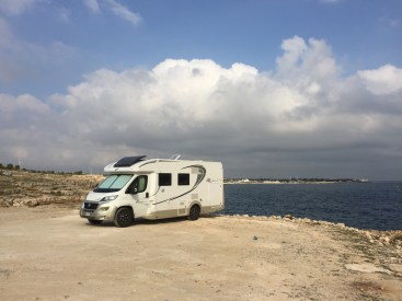 #roadtrip #camperlife #Italy #wanderlust #beaches #Puliga #PoliganoaMare