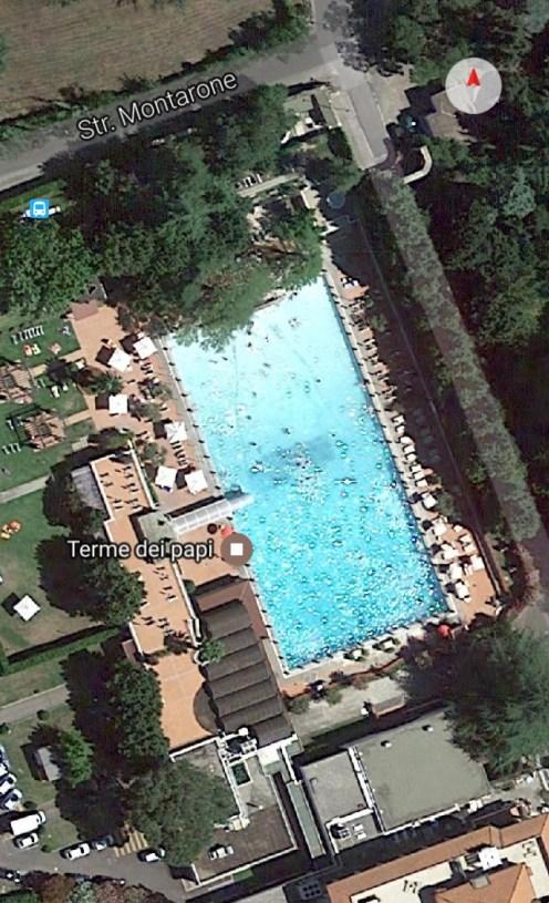 #hotsulfursprings #camperadventures #ItalianRVing #CamperInternational #CamperLife #Viterbo #piscinecarletti #termideipapi