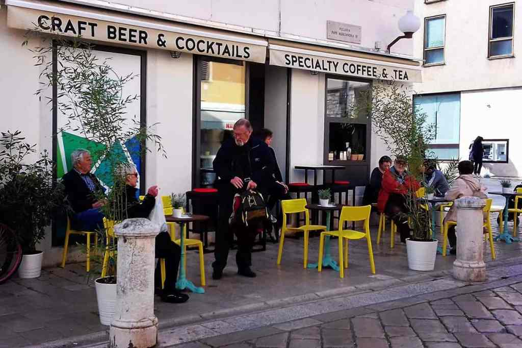 Coffee in Croatia