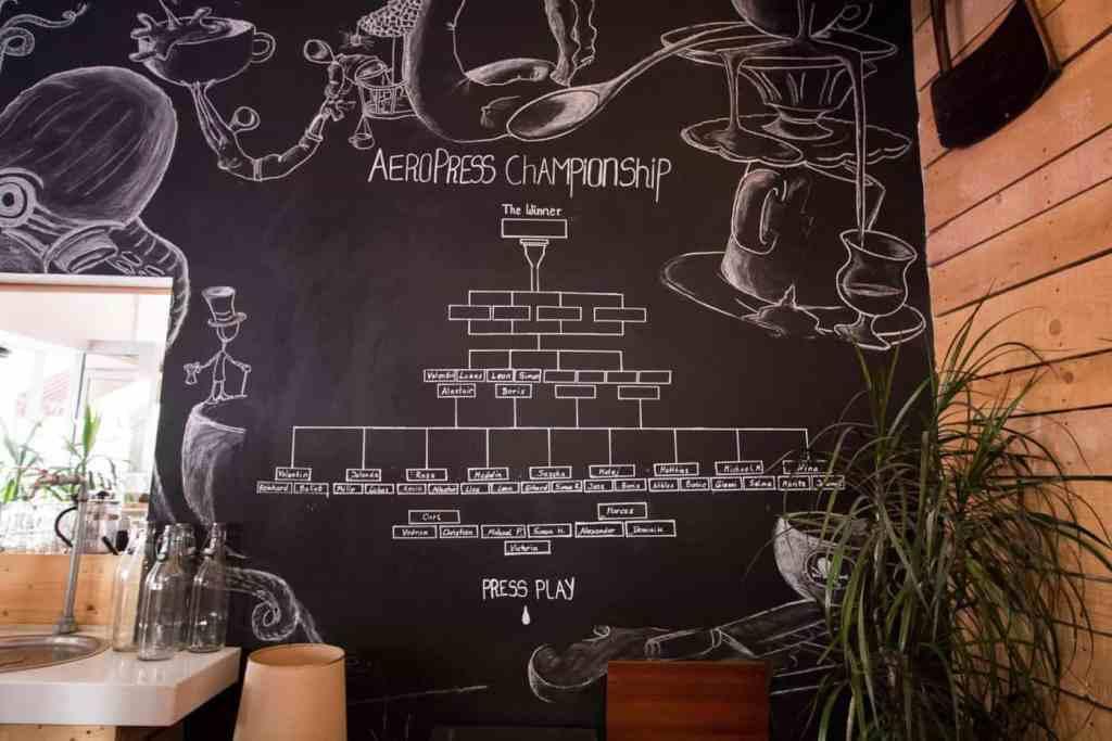aeropress coffee community