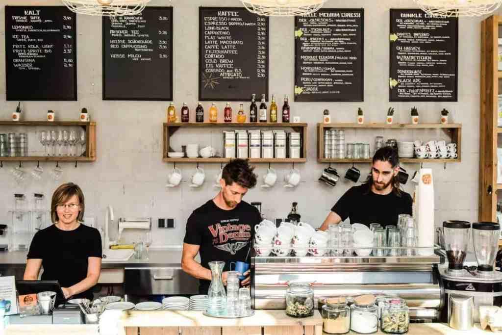 Kaffeewerk Espressionist - Frankfurt - Natalia Konstantinova
