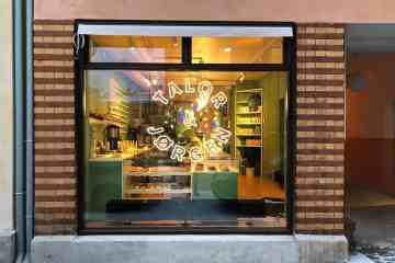 Talor&Jørgen shop window