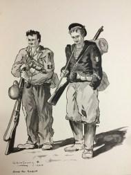 Liberation.a.21 - Ceux du maquis : Plainefas, Vermot, Les Goths