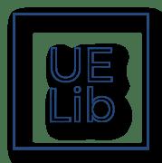 UE Lib logo