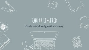 Read more about the article Chubb Ltd ($CB) – Dividend history / Company Info