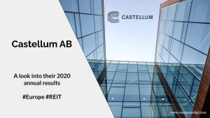 Read more about the article Castellum AB – A look into their 2020 Annual Results (video)