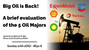 Read more about the article [video] Big Oil is back? A comparison of the 5 oil majors
