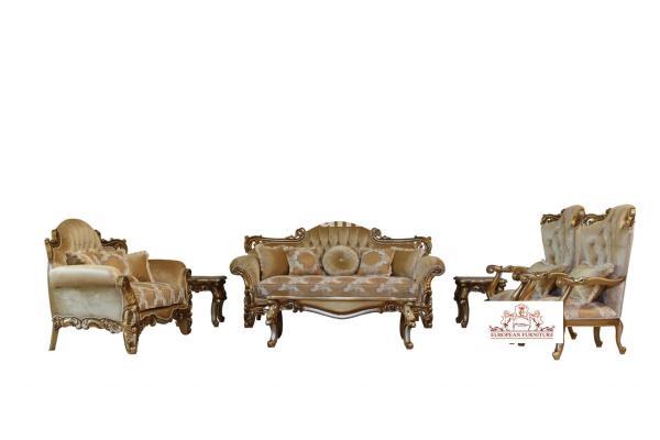 Alexsandra Sofa Set